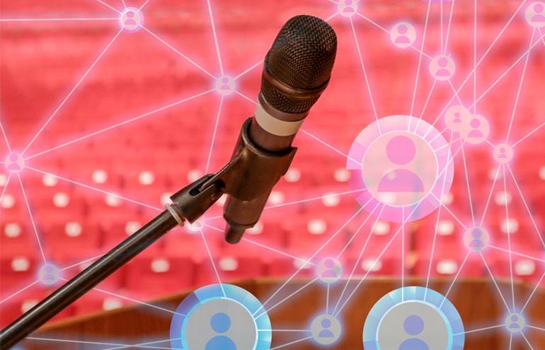microphone Fear of Speaking