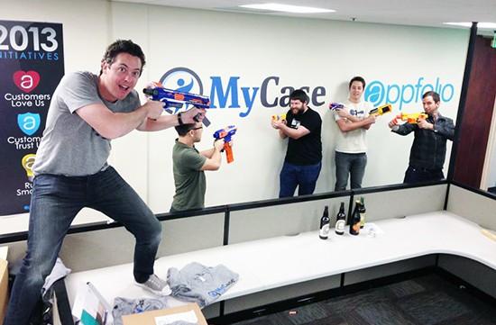 MyCase GM Matt Spiegel