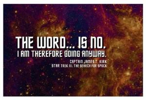 Ruth Carter's Star Trek Postcard