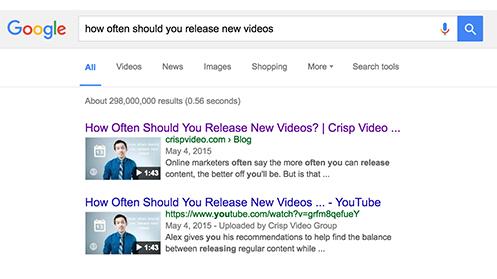 Figure 5 Crisp Video