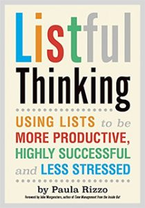 Listful Thinking Cover
