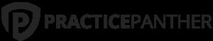 Practice Panther Logo Horizontal-Grey