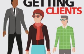 Three clients Lawyer Client Relations