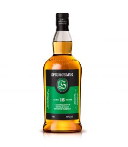 Springbank 15-year-old Scotch Whisky