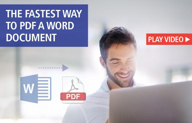 PDF Word Document Video