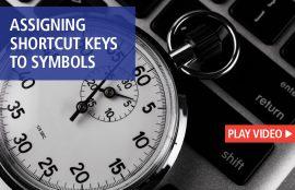 Stop watch Word Symbol Shortcuts