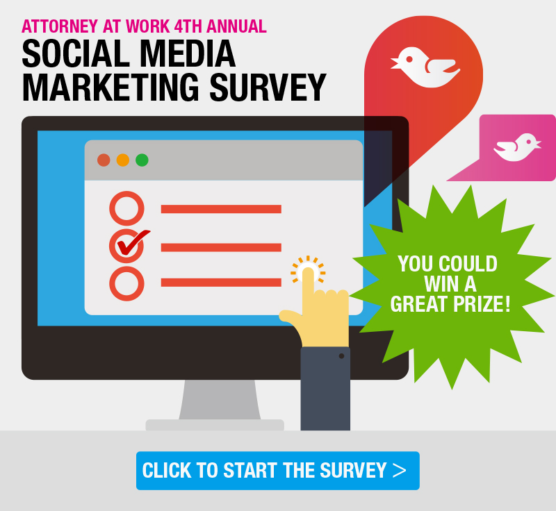 Social media marketing survey 4th