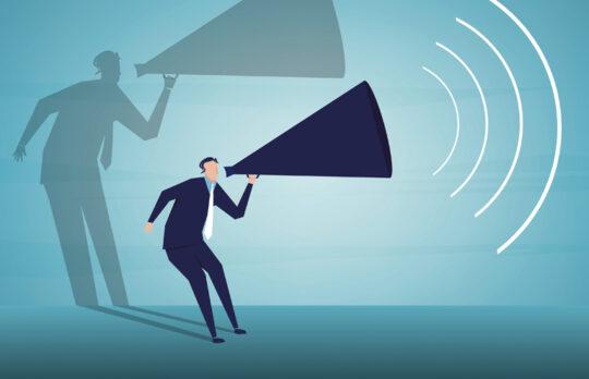 megaphone thought leadership marketing
