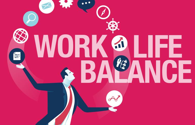 juggling work-life balance