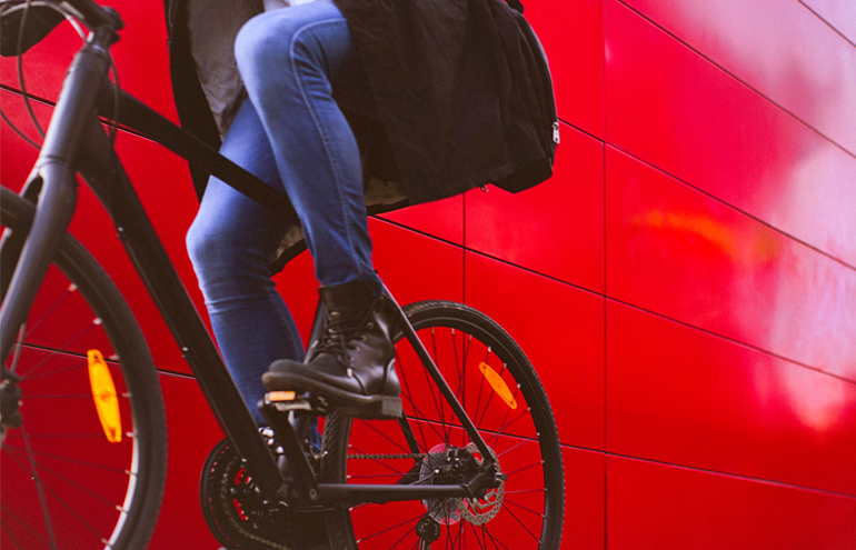 bicycle ways to stay energized
