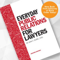 Everday Public Relations for Lawyers