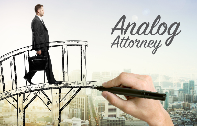 Be a Stoic Analog Attorney