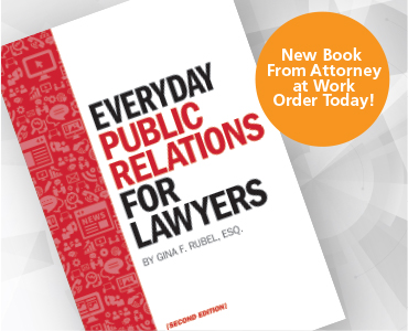 Everyday Public Relations for Lawyers