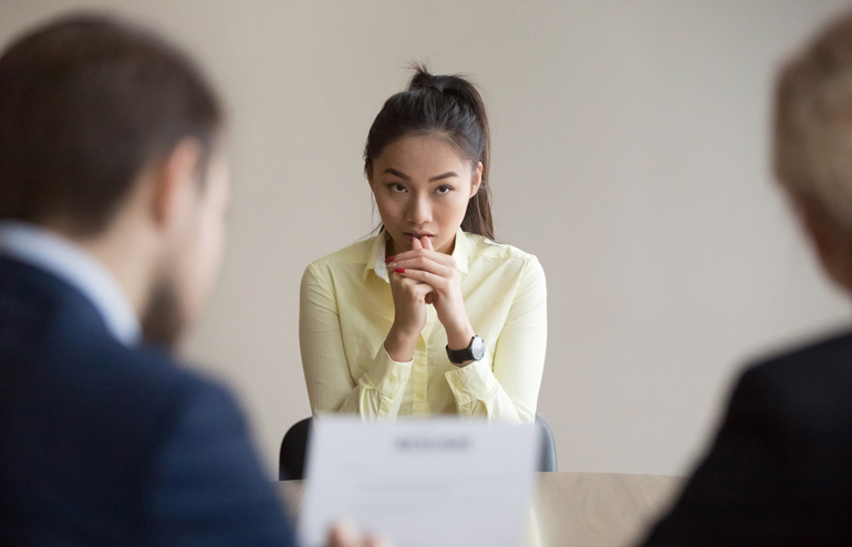 Handling Job Interviews While Under State Bar Investigation