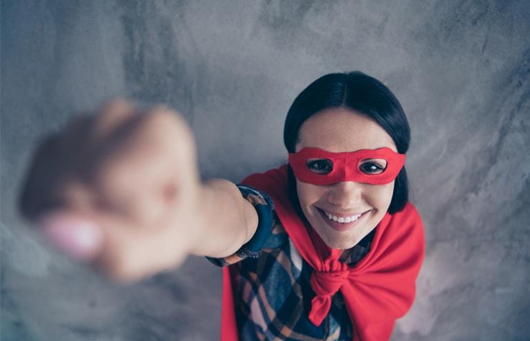 Super women Lawyer traits