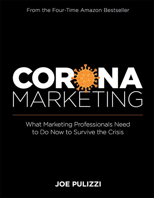 Corona Marketing Book Cover