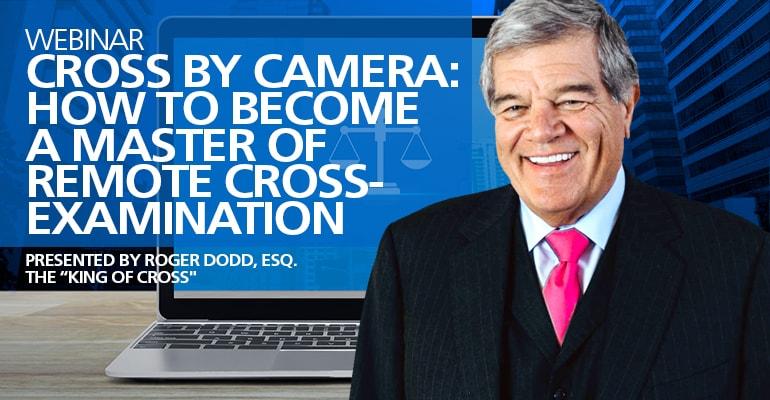 Roger Dodd cross examination