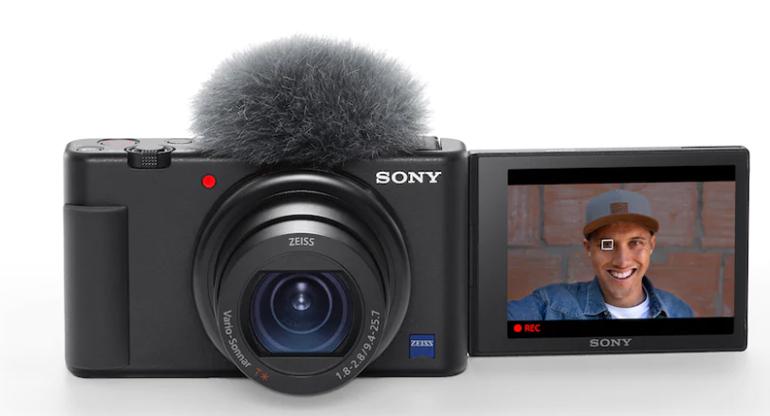 Camera Built to Vlog