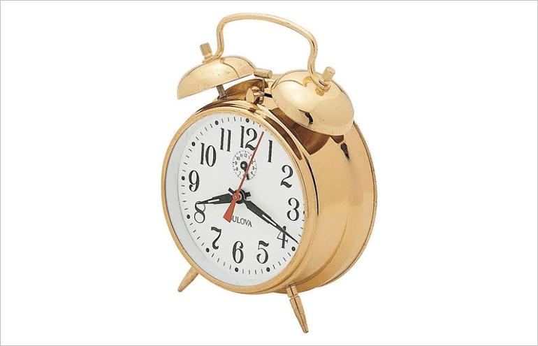 Bulova Bellman clock
