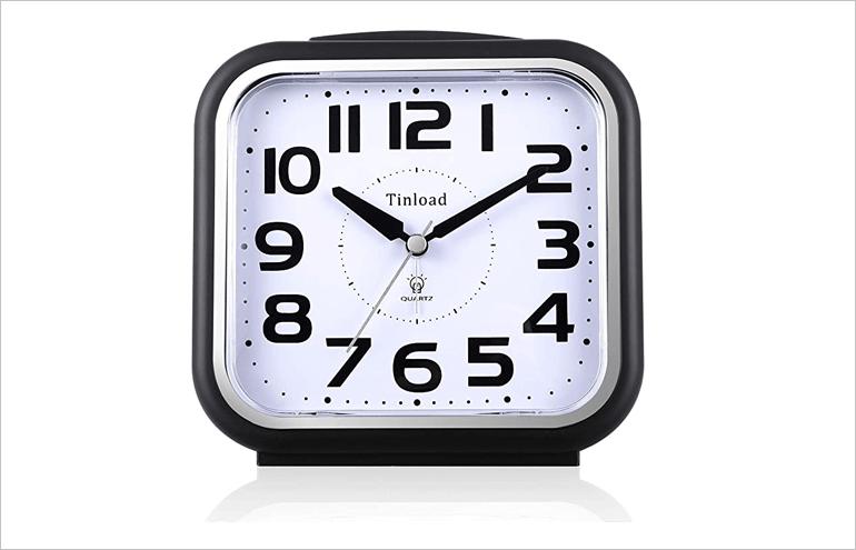 Tinload analog desktop clocks
