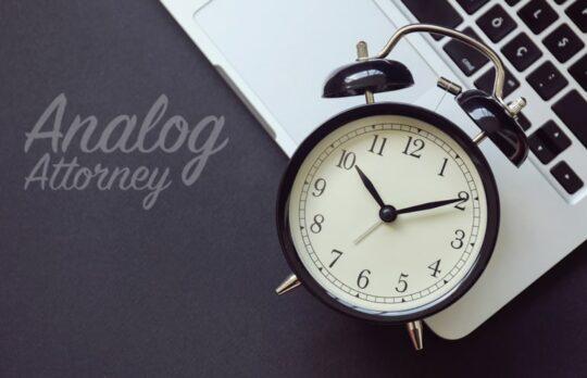 analog desktop clocks