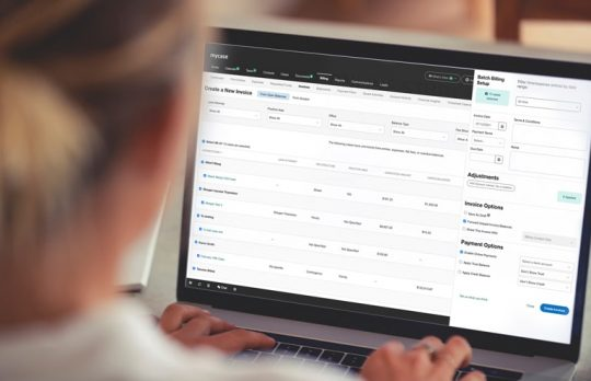standalone practice management experience