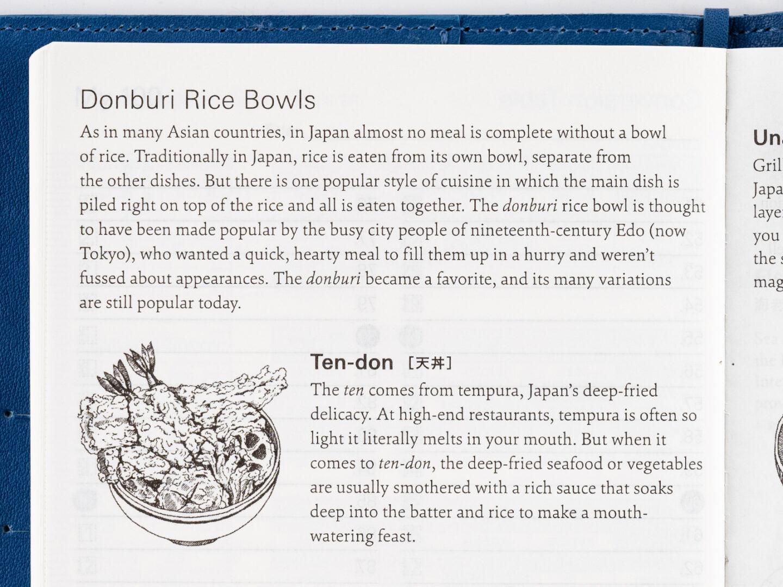 Donburi Rice Bowls
